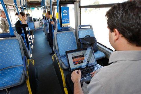 Autocarros da STCP com Internet gratuita a partir de segunda-feira no Porto