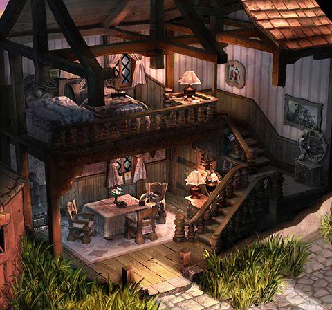 Final Fantasy Ix Static Backgrounds Album On Imgur Fantasy House Final Fantasy Ix Fantasy Background