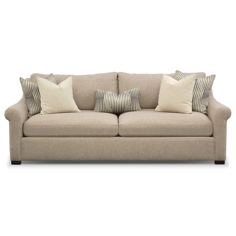 Alexandria Queen Innerspring Sleeper Sofa