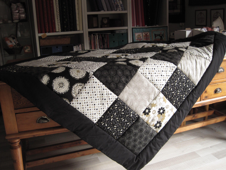 Manta de patchwork per al sof manta de patchwork para - Manta para sofa ...