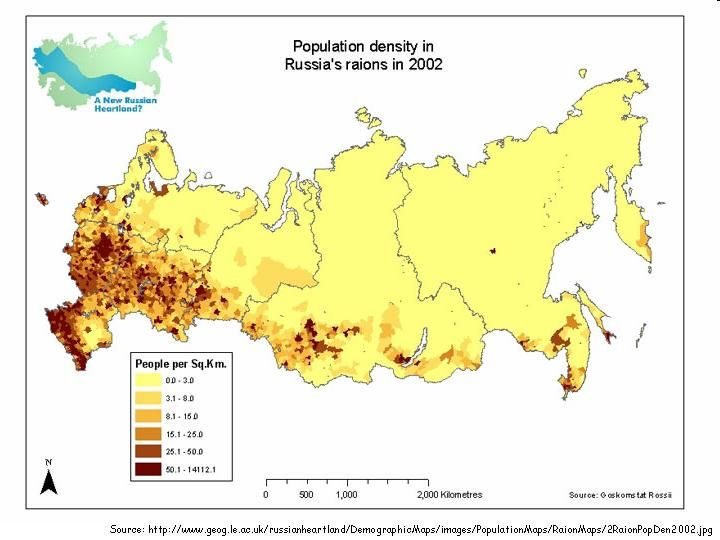 Population Density Of Russia Today 95 Of Russia S Population Was Rural Not To Many Large Cities Artisans Were Just As Rare Most Of World Map Russia Map