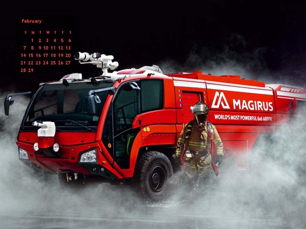 Wallpaper Create Cool Desktop Or Phone Wallpapers With Calendar Fire Trucks Fire Service Cool Desktop