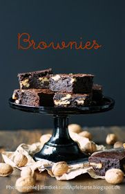 Zimtkeks und Apfeltarte: Best Brownies ever... heute hier bei mir!