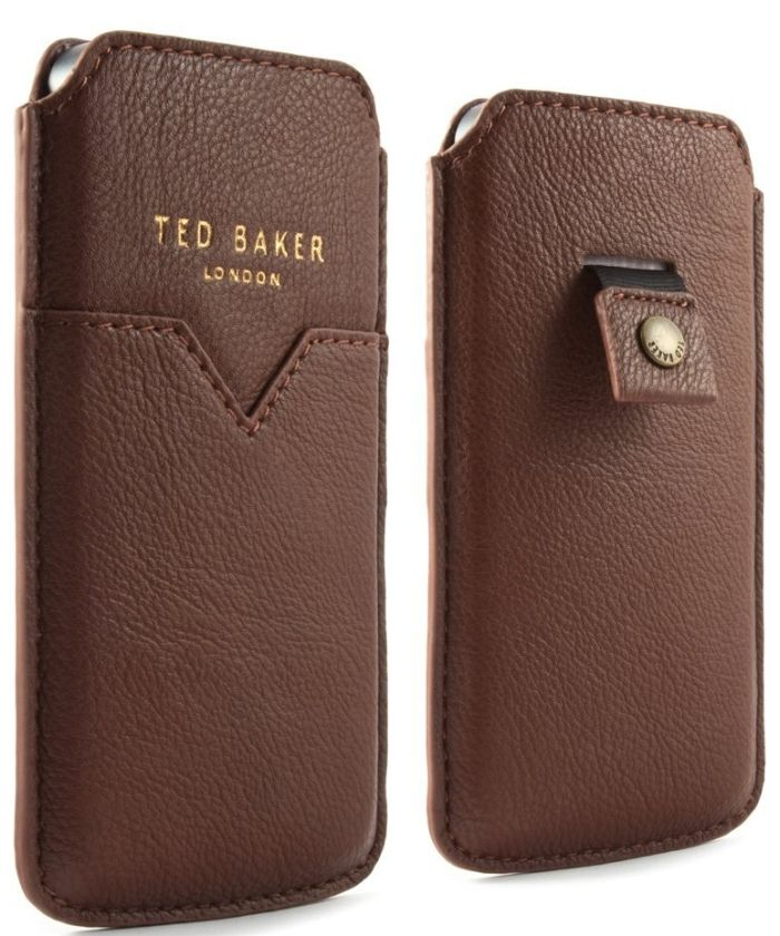 iphone 6 ted baker leather case