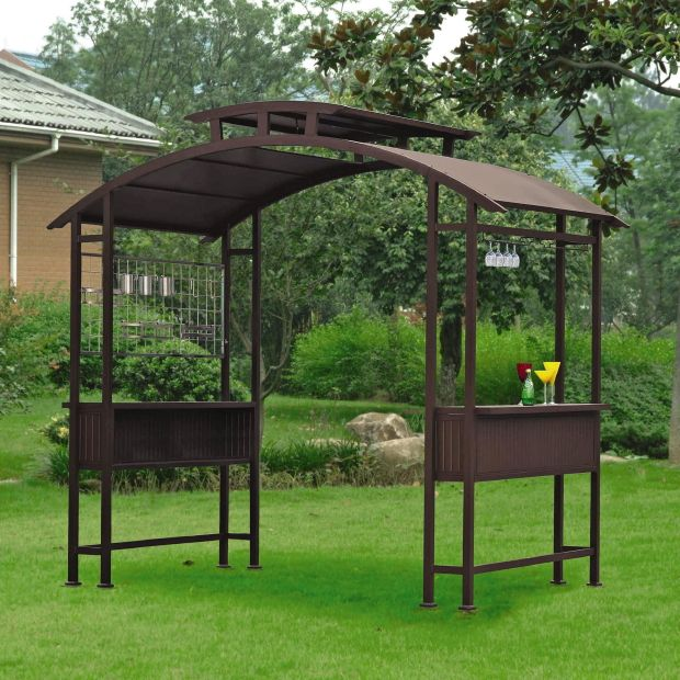 Attirant Whatu0027s New In Outdoor Decor: Grill Gazebos