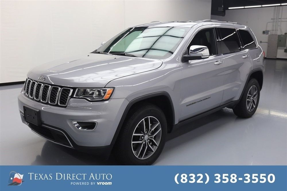 Ebay Jeep Grand Cherokee Limited Texas Direct Auto 2018 Limited