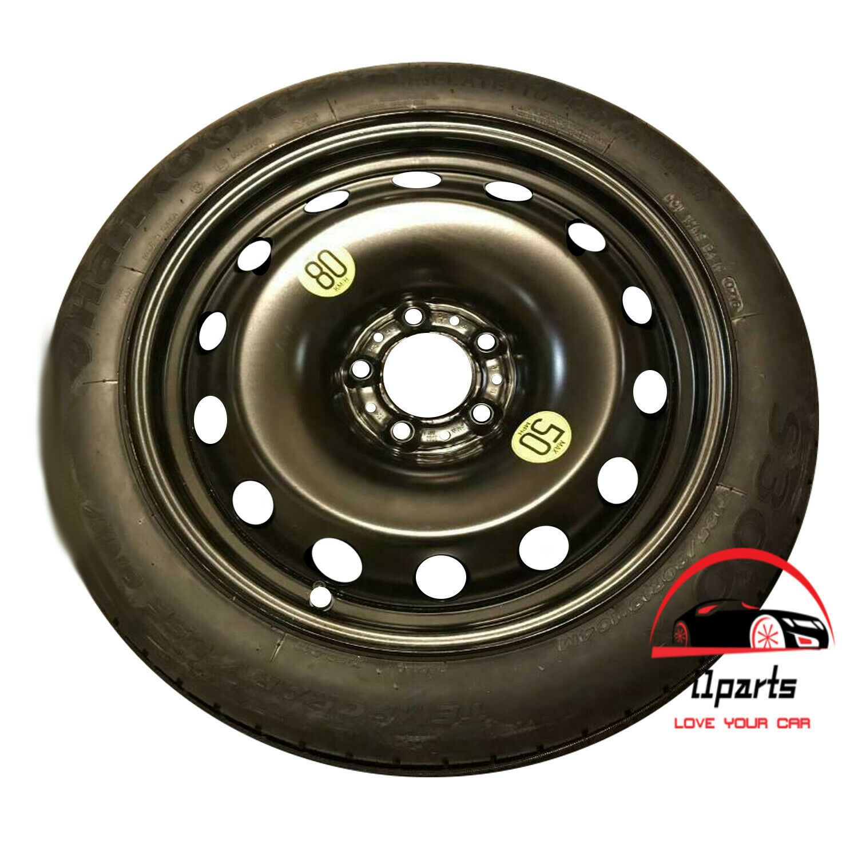 Bmw X5 X6 2007 2017 18 Factory Original Spare Wheel Rim Wheel Rims Wheel Steel Rims