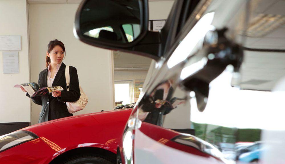 Bad credit won't kill your car leasing dreams