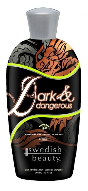 Welcome To The Dark Side Dare To Wear Our Most Powerful Long Lasting Dha Bronzer With A R Swedish Beauty Tanning Lotion Swedish Beauty Bronzer Tanning Lotion