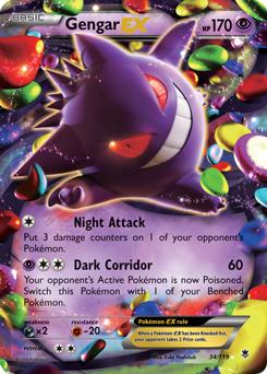 XY Series XY—Phantom Forces | Trading Card Game|Pokemon.com