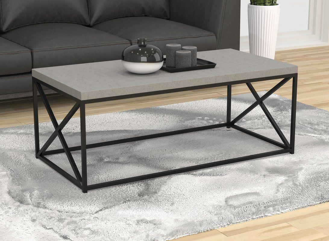 Kober Coffee Table In 2020 Coffee Table Coffee Table Grey Center Table