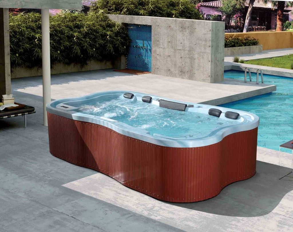 With Happily 6 Person Hot Tub Prices : Strong Style Color Outdoor 6 ...