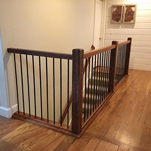 Best Iron Balusters Standard Plain Hollow 44 Tall 1 2 400 x 300