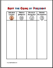 math worksheet : free presidents day worksheets preschool  president for a day  : Presidents Day Math Worksheets