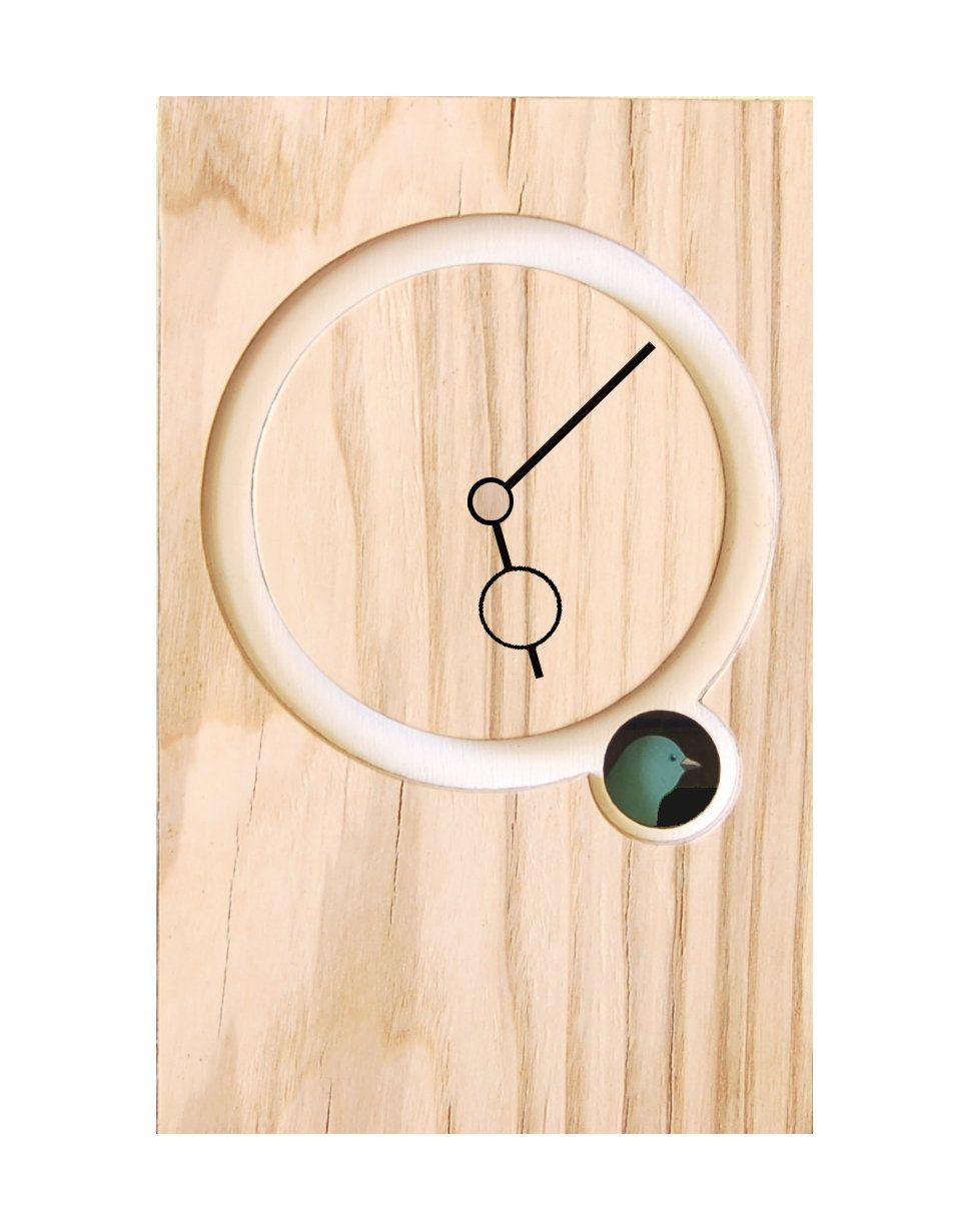 Wood Clock деревянные часы настенные часы часы