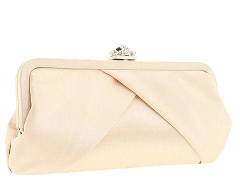 Franchi Handbags Judith Clutch At Zos
