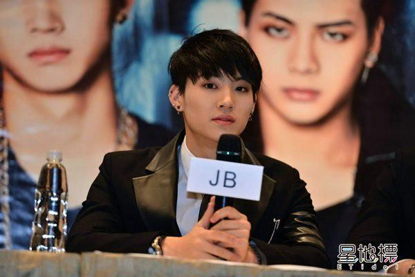 [PIC] 150119 #GOT7 - Press Conference 2015 Asia Tour Showcase in Taiwan #JB cr:http://www.etidol.com/article.php?uid=2943… -4-