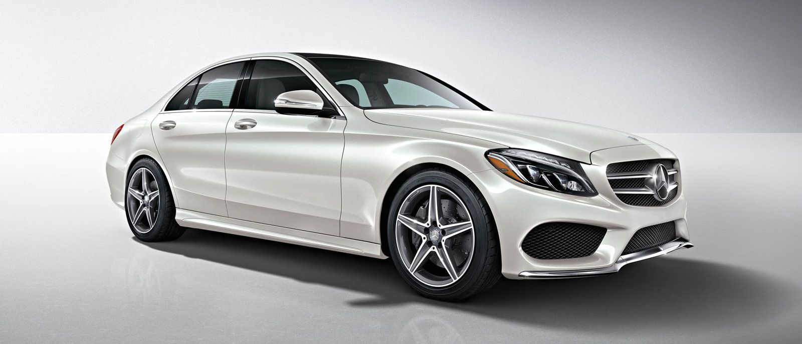 image result for mercedes benz c class - 2015 Mercedes Benz C Class White