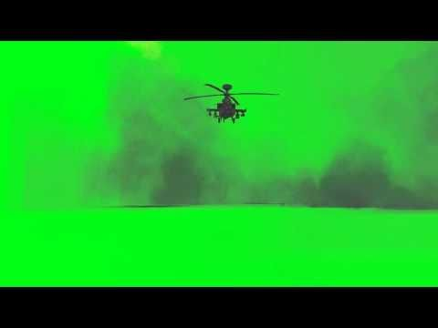 AH64 Longbow green screen animation by razor6031 (DOWNLOAD link in description) - YouTube