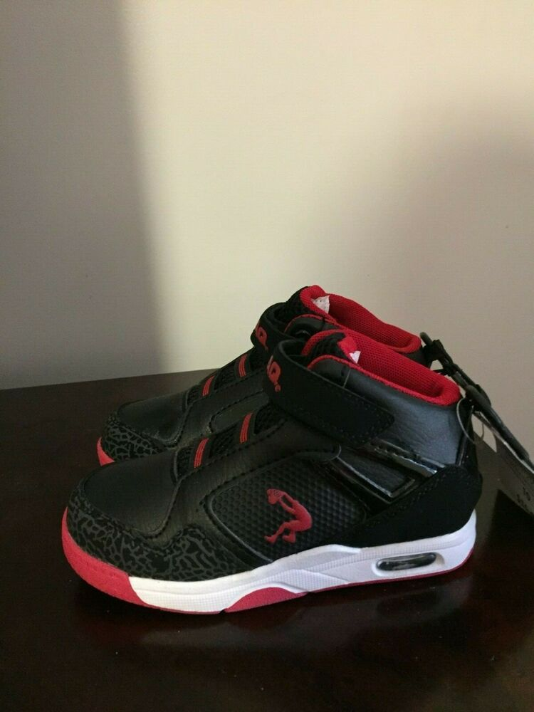 reputable site f2660 0dce8 (eBay Sponsored) BRAND NEW TODDLER BOYS SIZE 10 SHAQ RETRO SNEAKERS