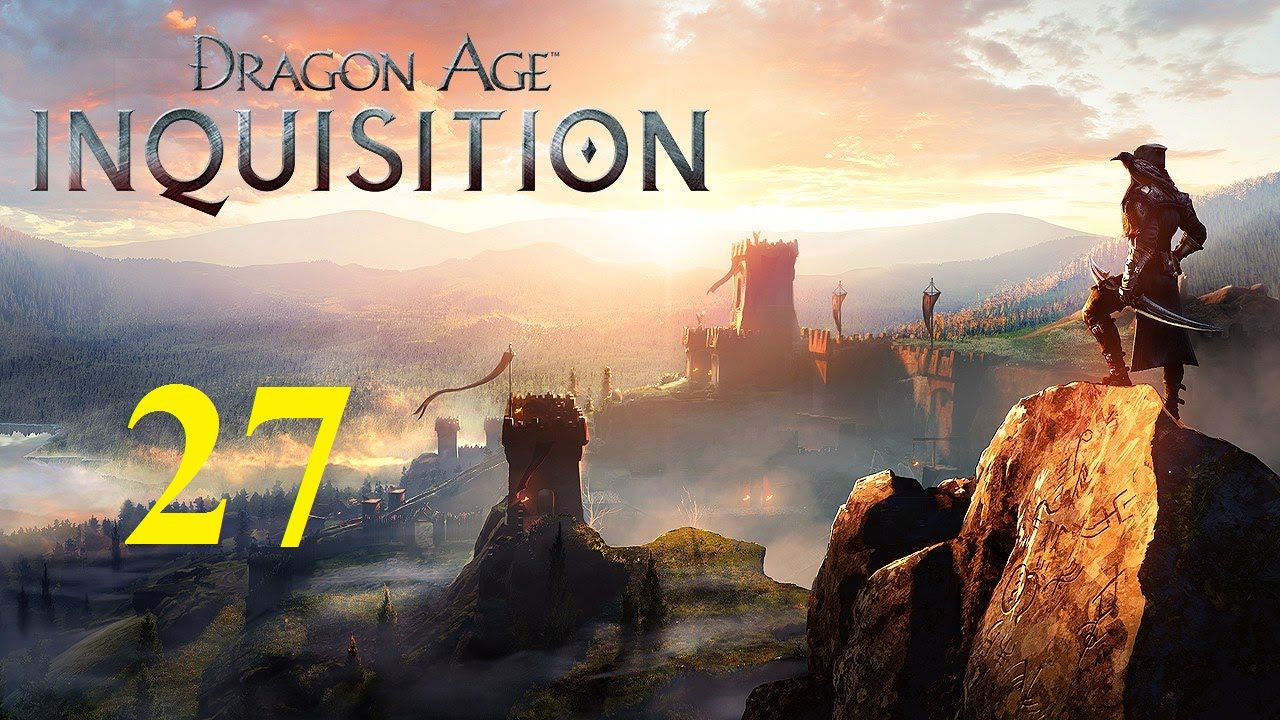 Dragon Age Inquisition Playstation 4 - PS4 Maxy Long Gameplay {27}