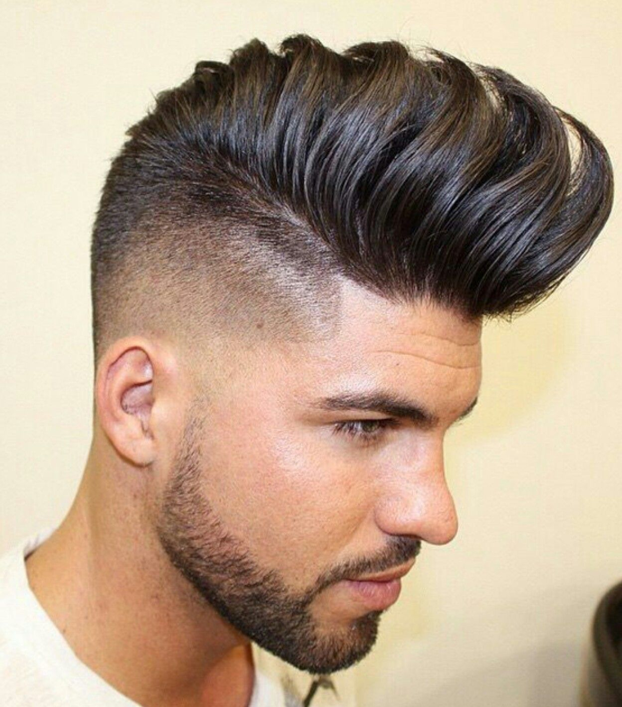 estuche cera de pelo para hombre cabello para hombres pelo peinado hacia atrs tup moderno gua de caballeros caballero atildado ideas de peinado - Peinados Tupe Hombre