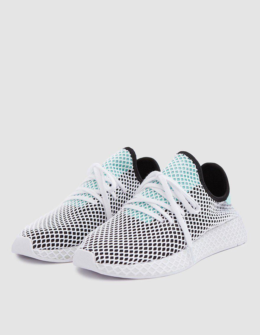 Adidas / Deerupt Runner Shoe in Core