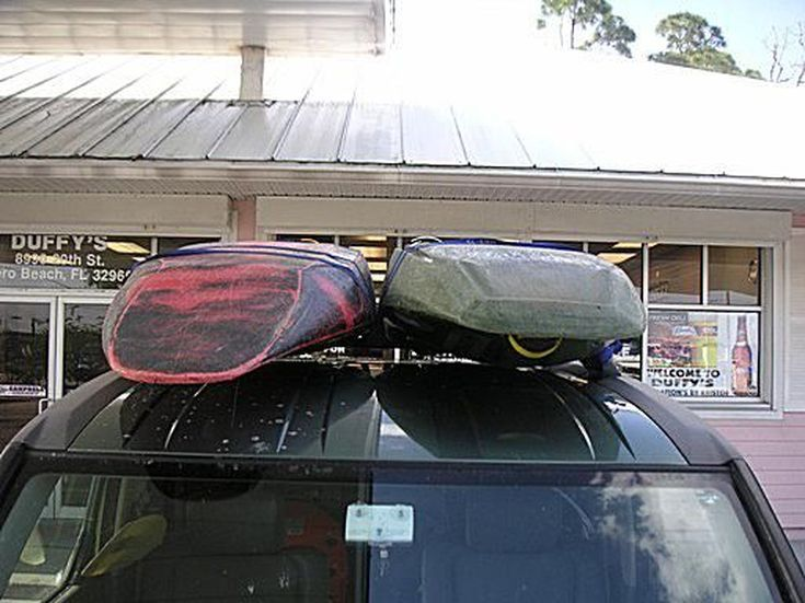 How To Safely And Securely Strap Two Kayaks To A Roof Rack Kayak Roof Rack Kayak Storage Kayak Storage Rack