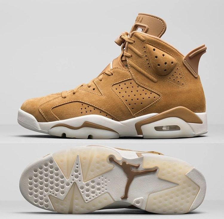 1c8d79474f4 Air Jordan 6 Golden Harvest | Kicks in 2019 | Shoes, Shoes sneakers ...
