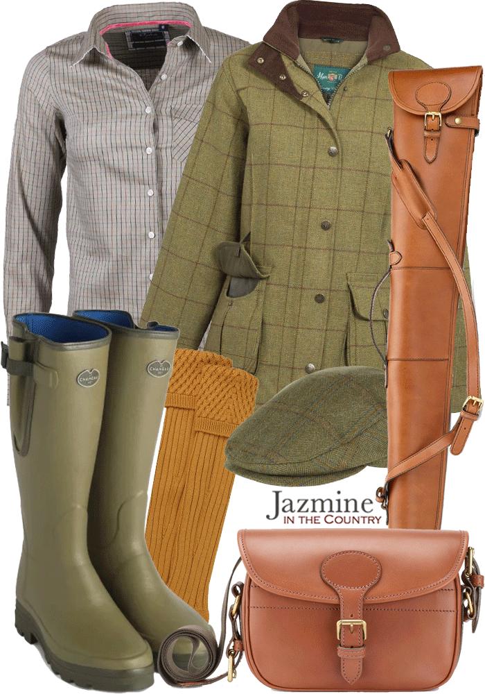 d7a911500da4  Glorious Twelfth Shooting Season - Outfit 3  Coat - Alan Paine Rutland  Tweed Waterproof