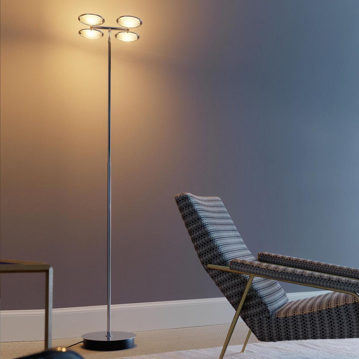 Nobi 4 Lampadaire Lampadaire Design Lampe Sur Pied