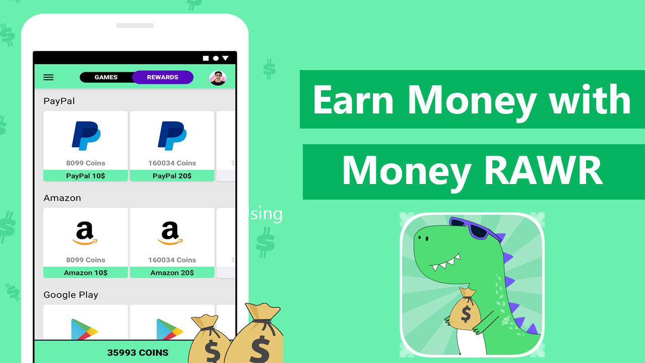 Download Money RAWR 1.7.0MoneyRawr News apps, Brain