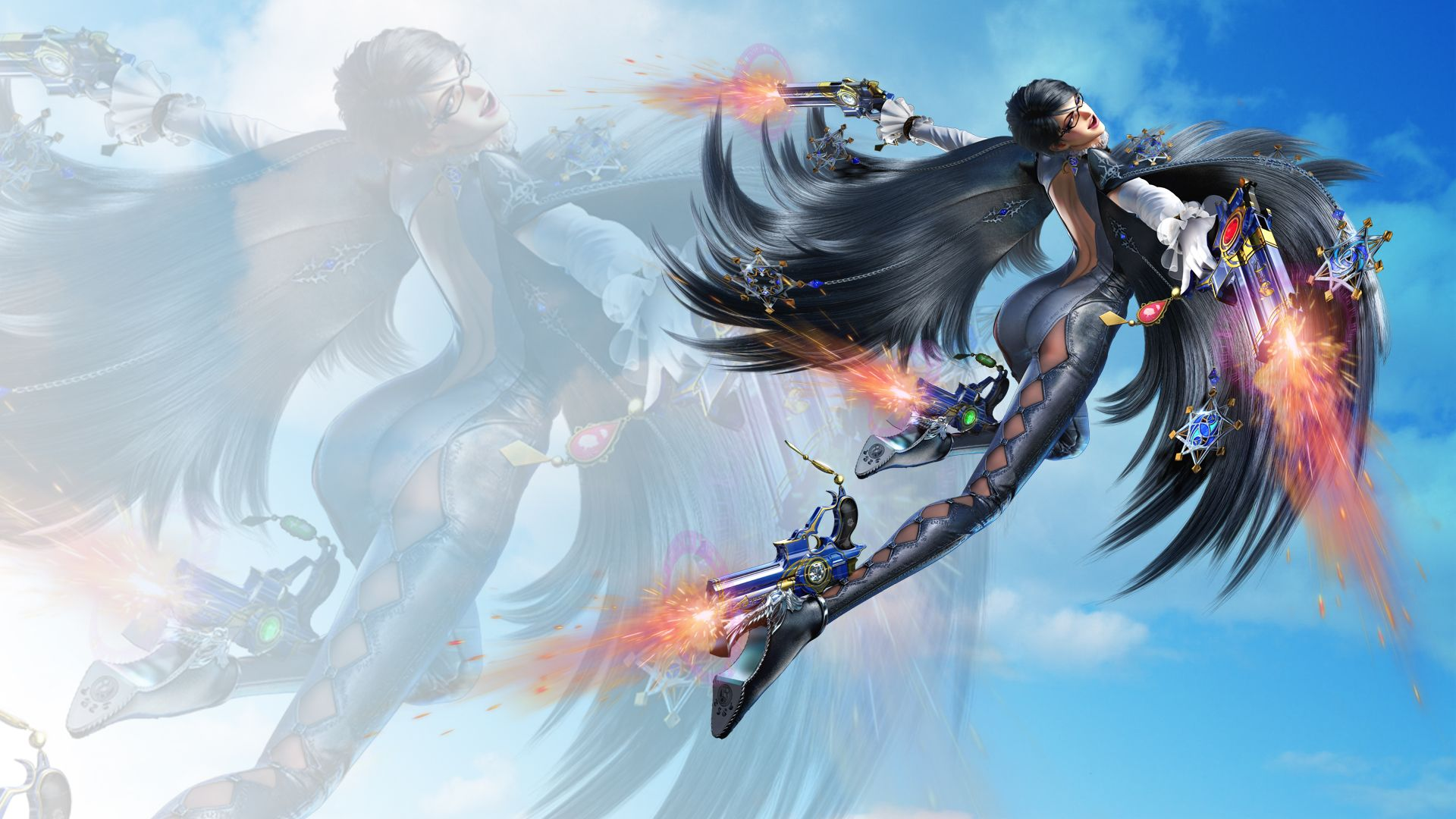 Bayonetta Iphone Wallpaper Ile