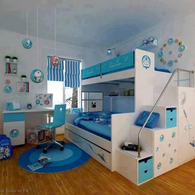So cool! ♥ almost like what Lexi has Hogar Pinterest Bunk bed