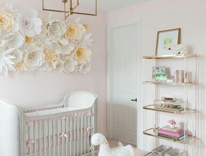 Babyzimmer deko basteln  ▷ 1001+ Ideen für Babyzimmer Mädchen | Pinterest | Selber machen ...