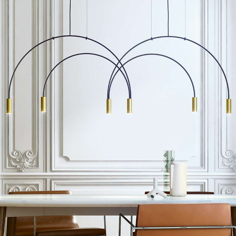 Volta Led Pendant Light By Estiluz Lighting Ylighting