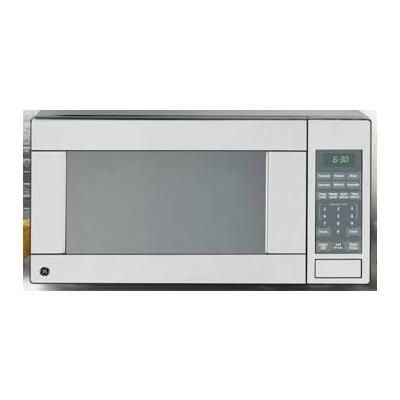 Ge 1 Cu Feet Countertop Microwave Oven Jes1140stc Home Depot Canada