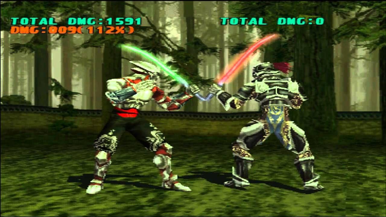 Tekken 3 Yoshimitsu Hard Combos Youtube Playstation Spiele