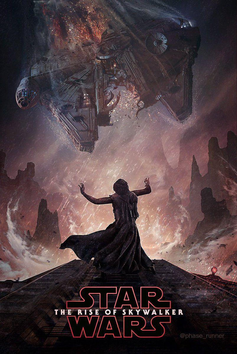 Pin On Star Wars Episodio Ix 2019