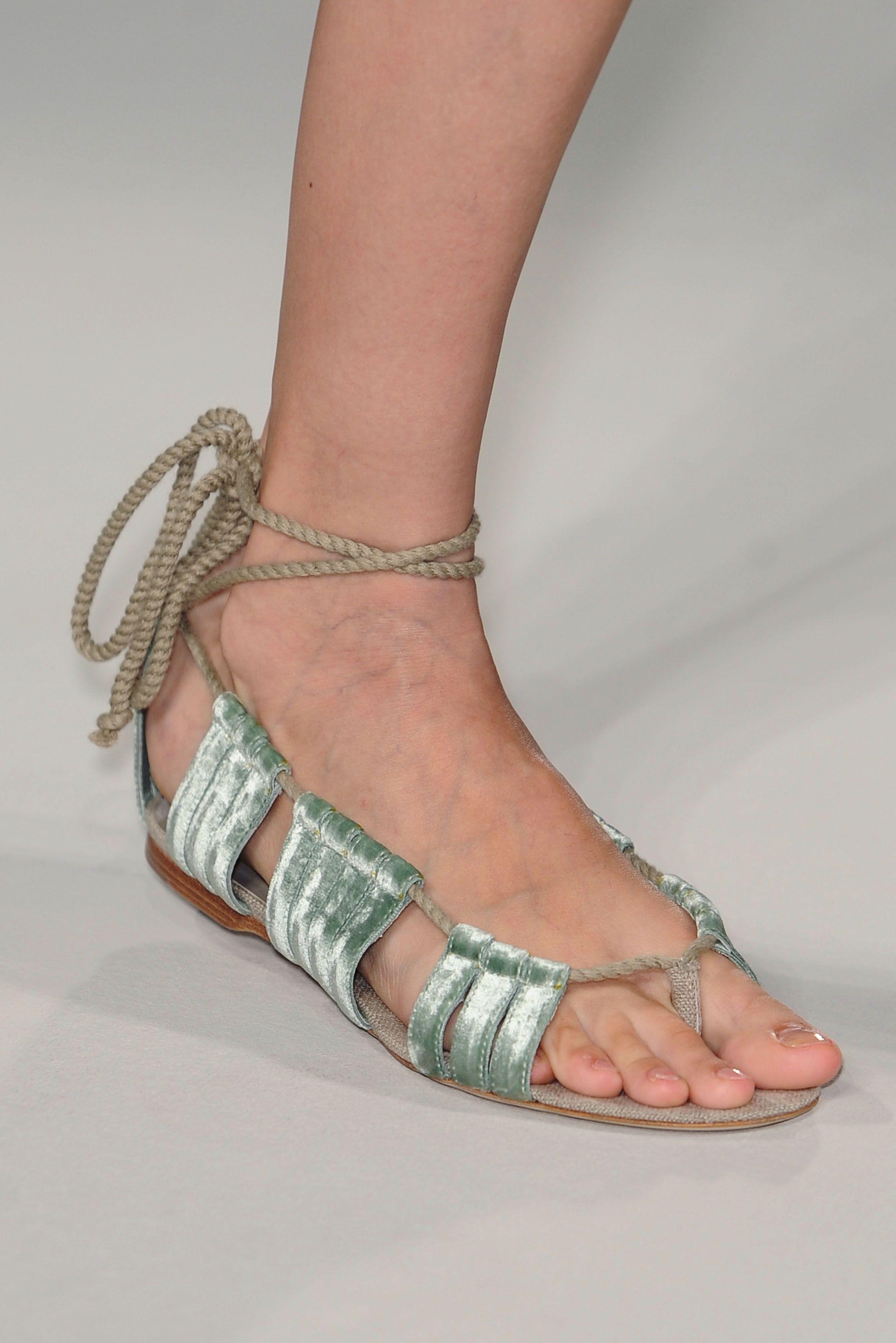 Chaussures - Sandales Post Orteils Ferretti Alberta y01Ly3