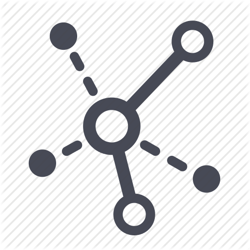 Connections Graph Network Relations Structure Icon Download On Iconfinder Network Icon Icon Graphing