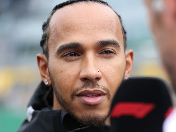 Lewis Hamilton Palkka