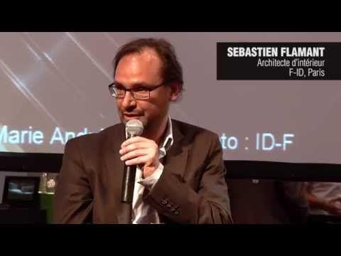 Sébastien flamant architecte dintérieur fondateur et associé principal f id paris créativité creativity pinterest hotel architecture and
