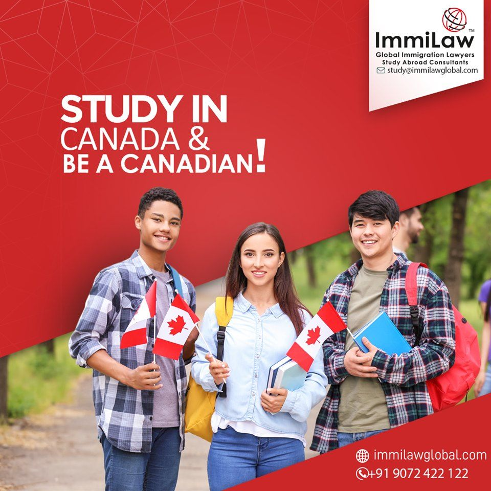 Get The Opportunity To Study In Canada And Become A Canadian