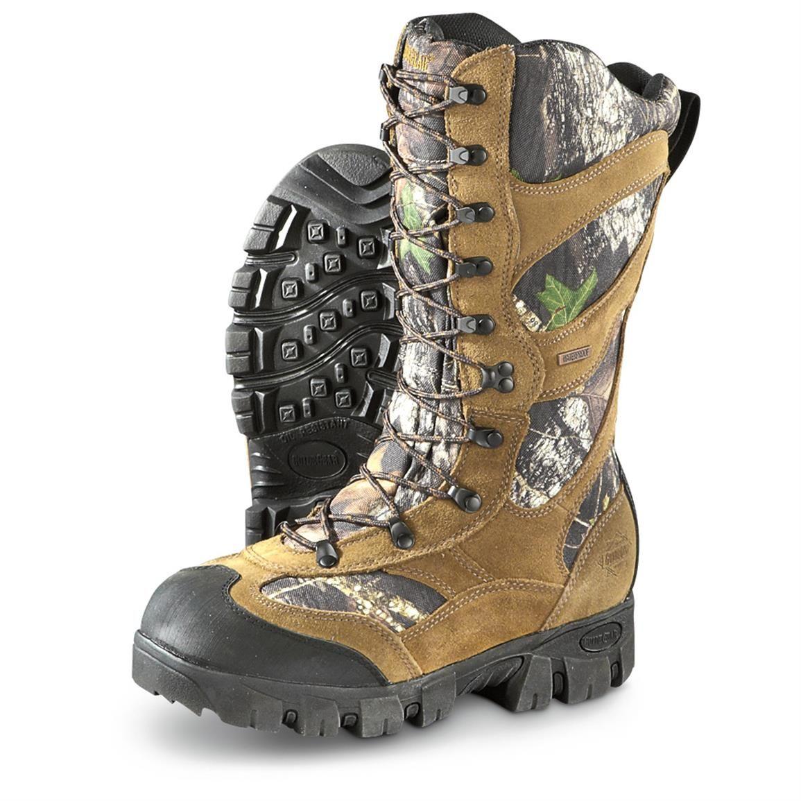 huge selection of 9d8d0 5e453 Men's Guide Gear® Waterproof 1,400 gram Thinsulate™ Ultra ...