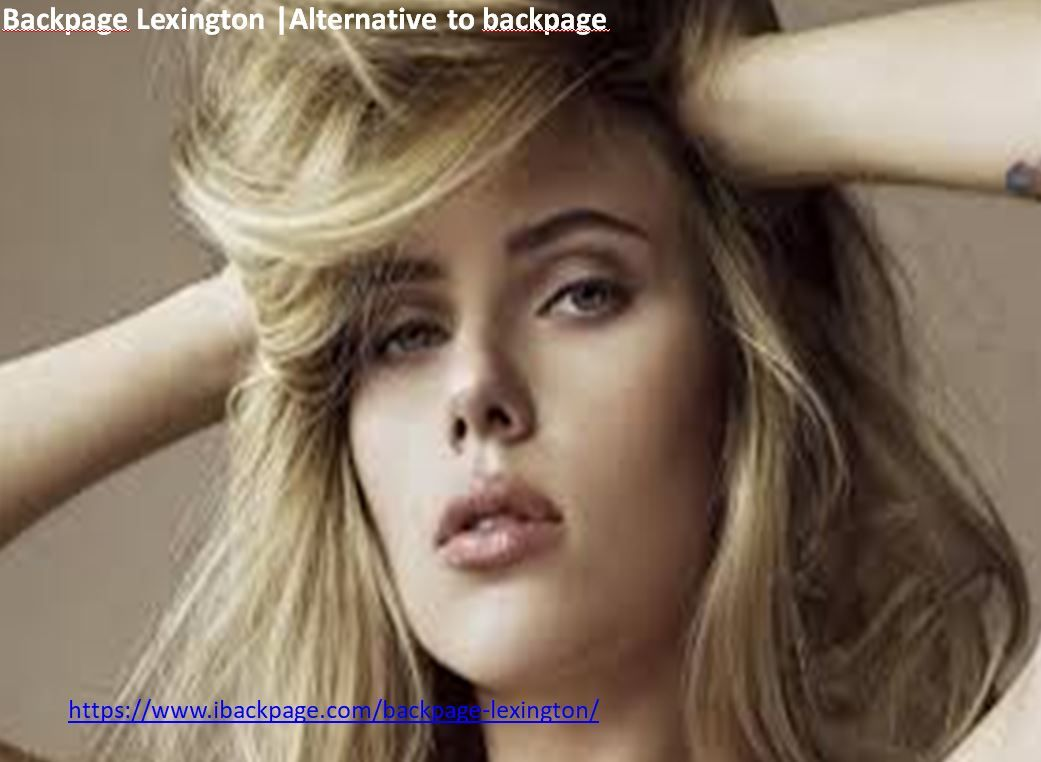 Backpage Lexington One Can Make Their Business Popular With The Help Of Alternative To Backpage And