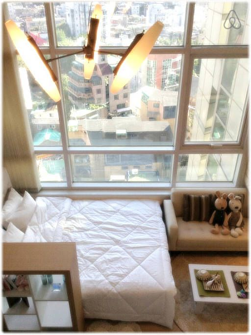 Seoul apartment officatel south korea home decor for Japanische wohnungseinrichtung