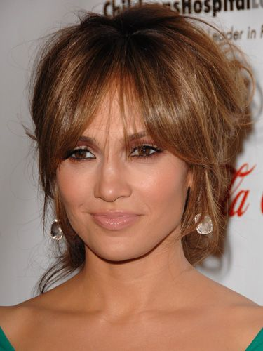 Jennifer Lopezs Best Hairstyles Ever H A I R Pinterest Frisur