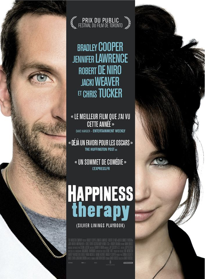Happiness Therapy Site Officiel Vf Un Film De David O Russell Avec Bradley Cooper Jennifer Lawrence Rob Happiness Therapy Film D Amour Meilleurs Films