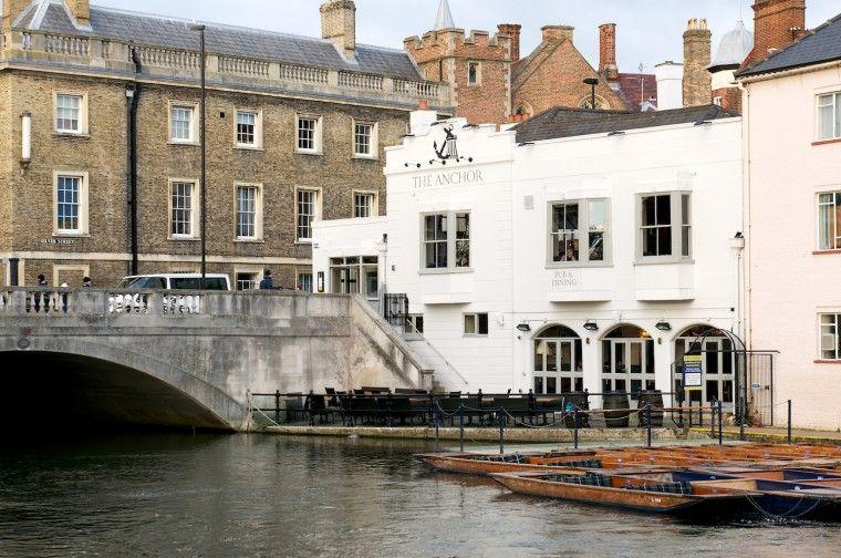 The Anchor, Cambridge
